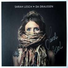 Sarah Lesch: Da draussen (signiert, exklusiv für jpc), CD