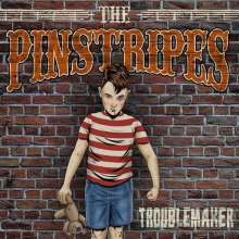The Pinstripes: Troublemaker (Limited Edition) (Brown Vinyl), LP