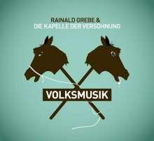 Rainald Grebe: Volksmusik, CD