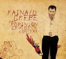 Rainald Grebe: Das Robinson Crusoe Konzert: Live 2007, CD