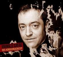Rainald Grebe: Das Hong Kong Konzert, CD
