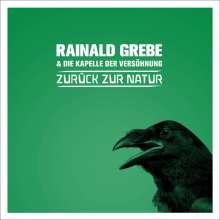 Rainald Grebe: Zurück zur Natur, LP