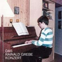 Rainald Grebe: Das Rainald Grebe Konzert, CD
