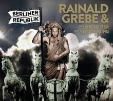 Rainald Grebe: Berliner Republik, 2 CDs