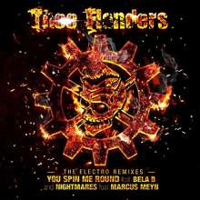 Thee Flanders: The Electro Remixes, CD