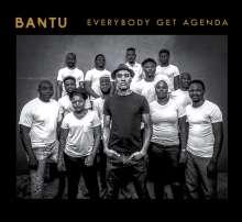 Bantu: Everybody Get Agenda, CD