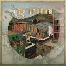 The Pauses: Unbuilding (Clear/Green Vinyl), LP