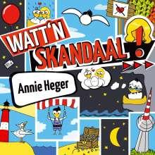Annie Heger: Watt'n Skandaal !, CD