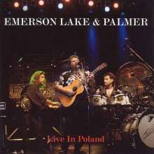 Emerson, Lake & Palmer: Live In Poland 1997, CD