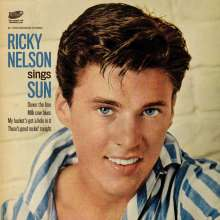 "Rick (Ricky) Nelson: Sings Sun EP (Col.Vinyl), Single 7"""