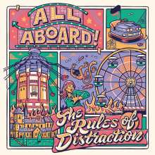 All Aboard: The Rules Of Distraction (Colored Vinyl), LP