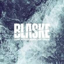 Blaske: Vom Schwinden der Dinge, CD