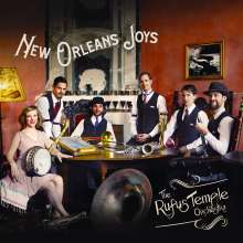 The Rufus Temple Orchestra: New Orleans Joys, CD