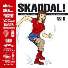 Ska,Ska,Skandal No.6, CD