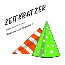 """Zeitkratzer: Performs Songs From """"Kraftwerk"""" And """"Kraftwerk 2"""", CD"""
