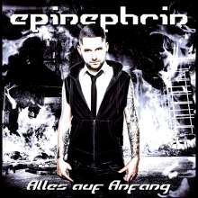 Epinephrin: Alles auf Anfang, CD