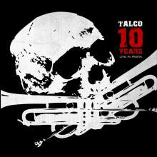 Talco: 10 Years: Live In Iruna, 2 LPs