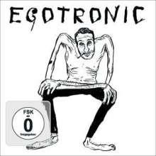 Egotronic: Macht keinen Lärm (CD + DVD), 2 CDs