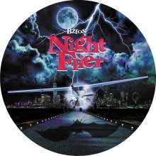 Bloodsucking Zombies From Outer Space: Night Flier / Rainy Season (Limited-Numbered-Edition) (Picture Disc), Single 10""