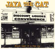Jaya The Cat: First Beer Of A New Day (Reissue), CD
