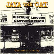 Jaya The Cat: First Beer Of A New Day (180g) (Limited Edition) (Reissue), LP