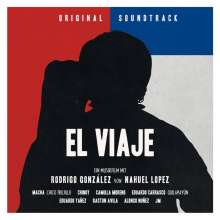 Filmmusik: El Viaje-Original Soundtrack (Limited-Edition), LP