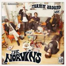 The Norvins: Turnin' Around With The Norvins, CD