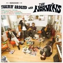 The Norvins: Turnin' Around With The Norvins, LP