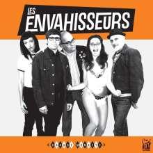 Les Envahisseurs: Garage Monkeys, LP