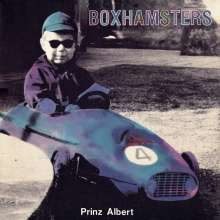 Boxhamsters: Prinz Albert, 1 LP und 1 Single 7""
