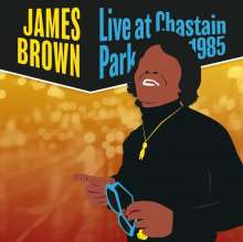 James Brown: Live At Chastain Park 1985 (Limited-Edition), 2 LPs