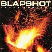 Slapshot: Blast Furnace EP (Orange Vinyl), LP