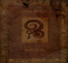 Lydia Lunch: Marchesa (Golden Vinyl) (+ Poster), LP