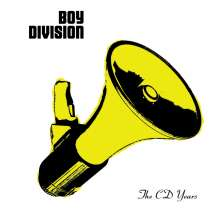 Boy Division: The CD Years (Limited Handnumbered Edition) (Yellow Vinyl), LP