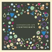 Elephants On Tape: Lightweights, LP