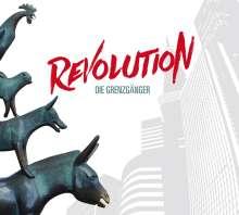 Die Grenzgänger: Revolution, CD