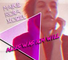 Maike Rosa Vogel: Alles was ich will, CD