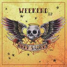 City Saints: Weekend EP, Single 7""