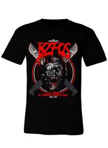 Bloodsucking Zombies From Outer Space: Suckers (Shirt M), T-Shirt