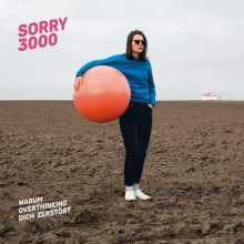 Sorry3000: Warum Overthinking Dich zerstört, CD