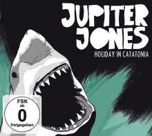Jupiter Jones: Holiday In Catatonia (Limited-Edition), 1 CD und 1 DVD