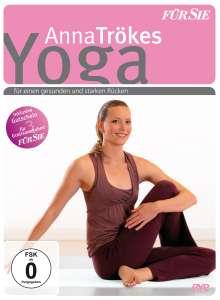 Anna Trökes Yoga für einen gesunden und starken Rücken, DVD