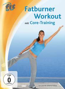 Fit For Fun - Fatburner Workout, DVD