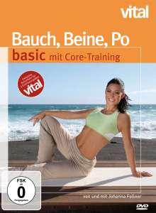 Bauch,Beine,Po: Basic mit Core-Training, DVD