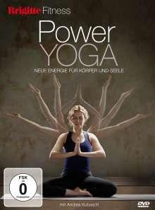 Brigitte - Power Yoga, DVD
