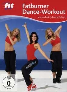 Fit For Fun - Fatburner Dance-Workout, DVD