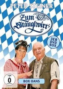 Zum Stanglwirt Box Oans, 3 DVDs
