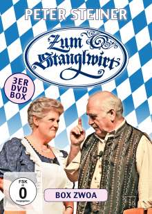 Zum Stanglwirt Box Zwoa, 3 DVDs