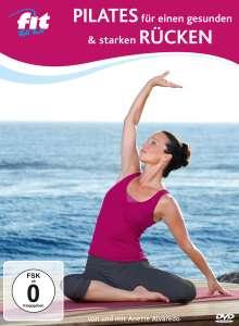 Fit For Fun - Pilates für einen gesunden & starken Rücken, DVD
