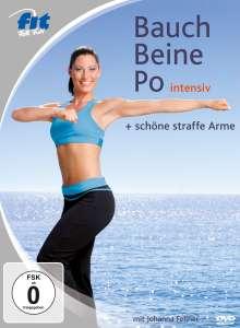 Fit For Fun - Bauch, Beine, Po Intensiv, DVD